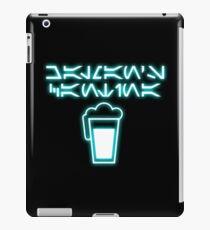 Chalman's Cantina iPad Case/Skin