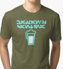 Chalman's Cantina Tri-blend T-Shirt