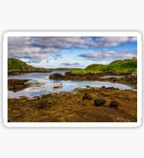 Tide Out on Scalpay Sticker