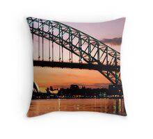 Sydney Dawn Throw Pillow