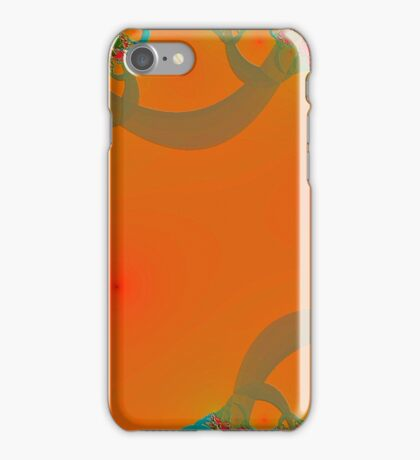 Deco - Homage to Clarice Cliff 1 iPhone Case/Skin