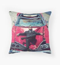 Bryan Cranston Throw Pillow
