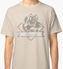 Aussie Tan Plaque Classic T-Shirt