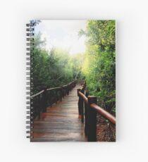 Mexican Bridges Spiral Notebook