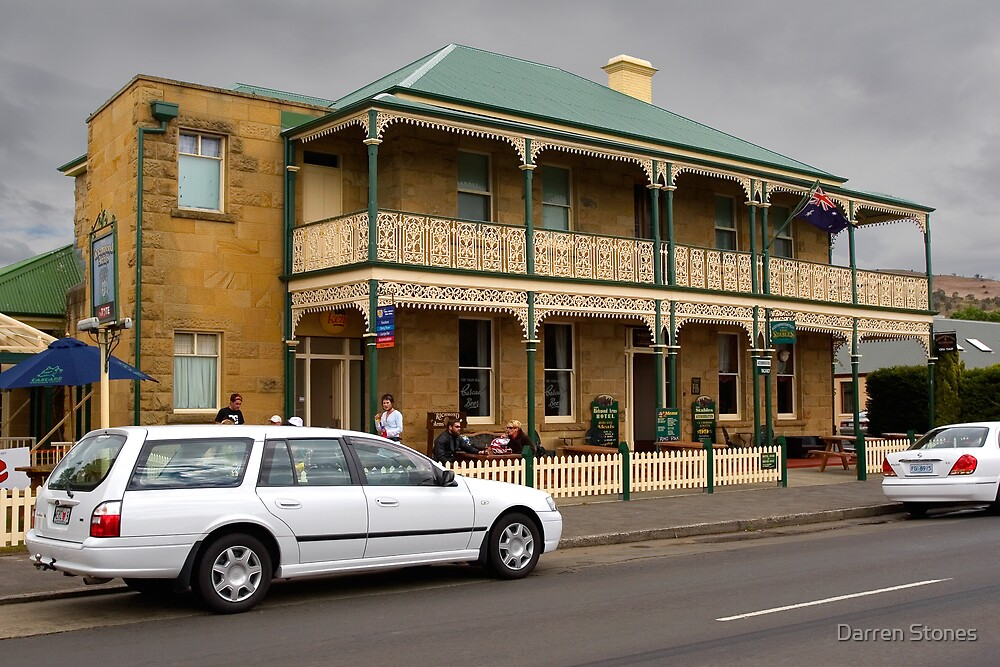 Richmond Arms Hotel by Darren Stones