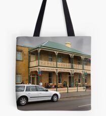 Richmond Arms Hotel Tote Bag