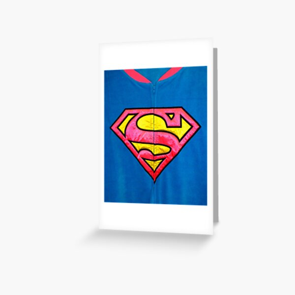 SUPERWOMAN!!! Greeting Card