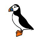 Puffin  by Hannah Sterry