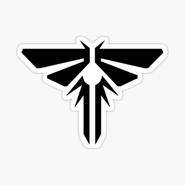 The Last Of Us - Firefly logo Sticker
