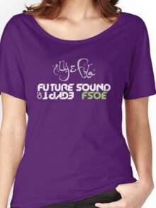 Aly & Fila Future Sound Of Egypt Women's Relaxed Fit T-Shirt