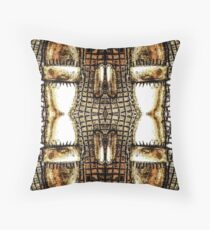 Go For The Gold Throw Pillow