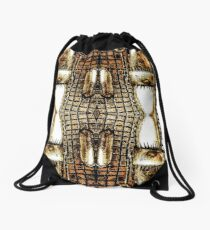 Go For The Gold Drawstring Bag