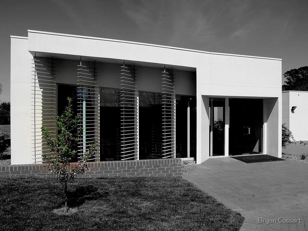 Govt House Canberra by Bryan Cossart