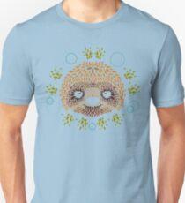 Sloth Face Unisex T-Shirt