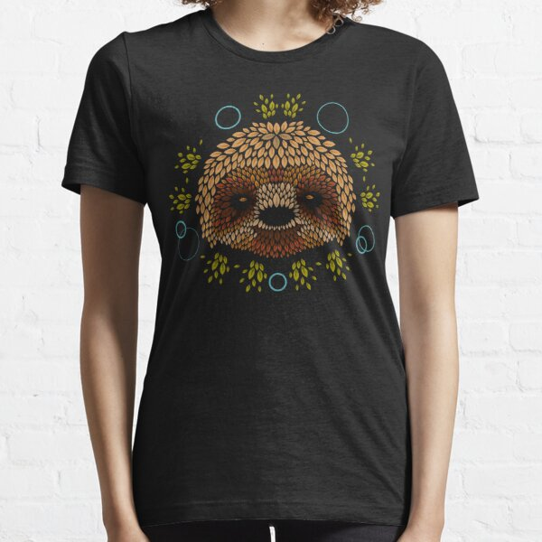 Sloth Face Essential T-Shirt