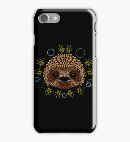 Sloth Face iPhone Case/Skin
