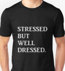 well dressed Unisex T-Shirt