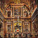 Cordoba, Altar by Ted Byrne