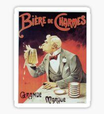 Biere de Charmes Sticker