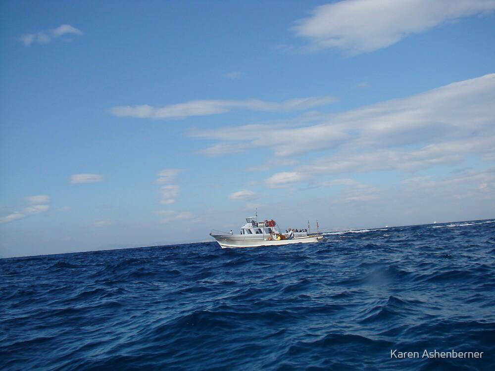 Around the Island of Capri by Karen Ashenberner