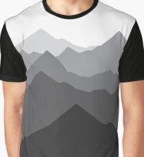 The Moutains Graphic T-Shirt