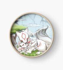 Okami Clock