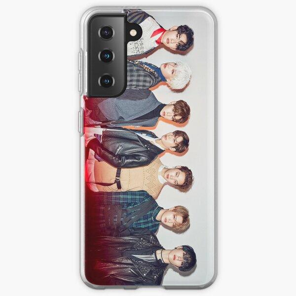 Got7 Never Ever Samsung Galaxy Soft Case