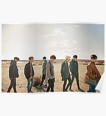 Never Ever Got7 Poster