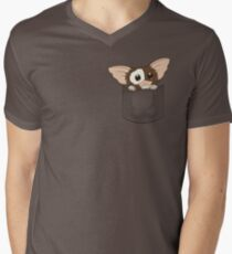 Pocket Gizmo  Men's V-Neck T-Shirt