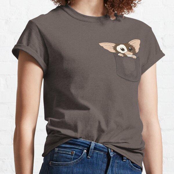Monstruo de bolsillo Camiseta clásica