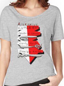 Alternative Cutlery Women's Relaxed Fit T-Shirt