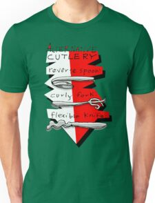 Alternative Cutlery T-Shirt