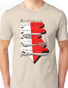 Alternative Cutlery T-Shirt