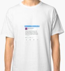 Night Vale Twitter Screencap #3 Classic T-Shirt