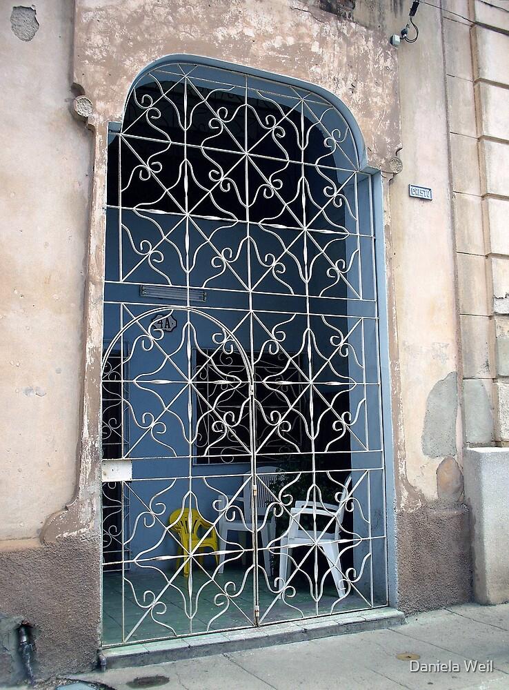 Arabesque gate by Daniela Weil
