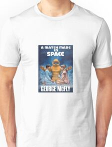 Back to the Future - A Match Made In Space Unisex T-Shirt