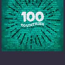 100 Countries! by Deirdre Saoirse Moen