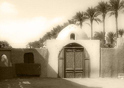 Egyptian Gates by Boadicea