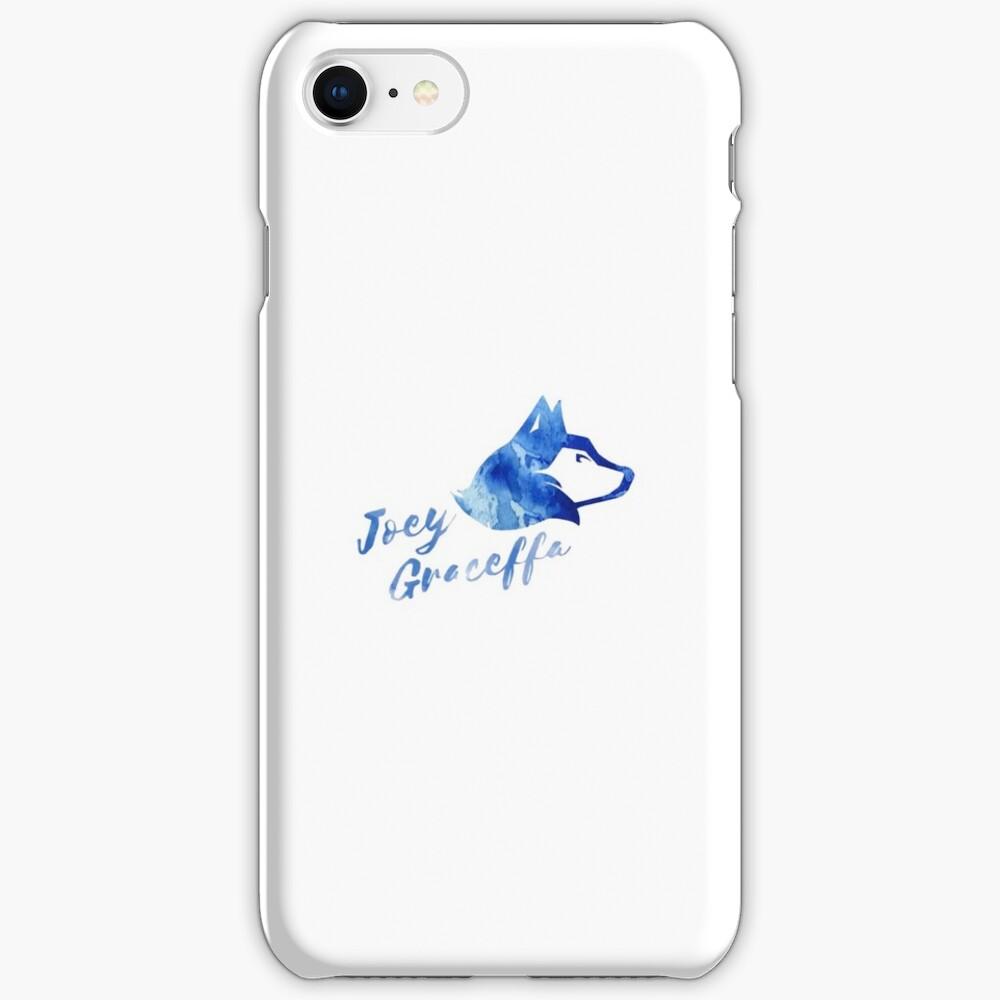 Joey Graceffa Logo iPhone Case & Cover