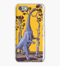 Reaching the Tree Tops iPhone Case/Skin