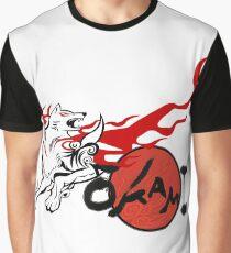 Amateratsu (K) Graphic T-Shirt