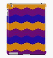 Wavy gravy iPad Case/Skin