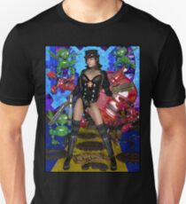 Steampunk Witch Of OZ T-Shirt