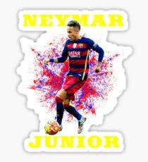 Neymar Junior Barcelona Brazil Sticker