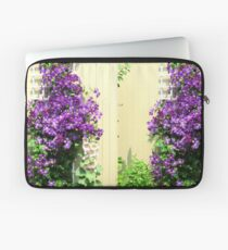 Country Posies Laptop Sleeve