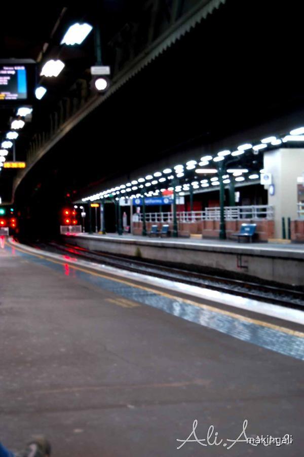 Strathfield transit by makingali