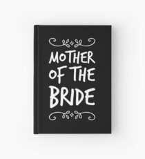 Mother of the Bride Hardcover Journal