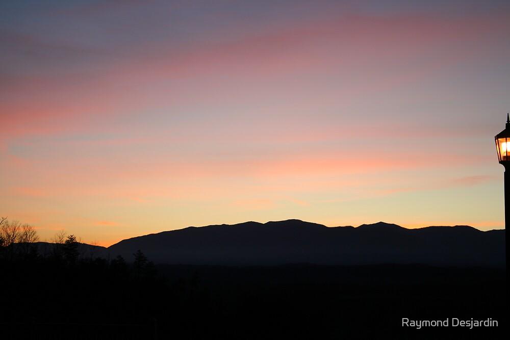 Smoky Mountains 6 by Raymond Desjardin