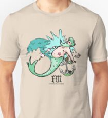 Merman, Color Version Unisex T-Shirt