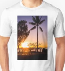 Sunrise stroll - Palm Cove T-Shirt
